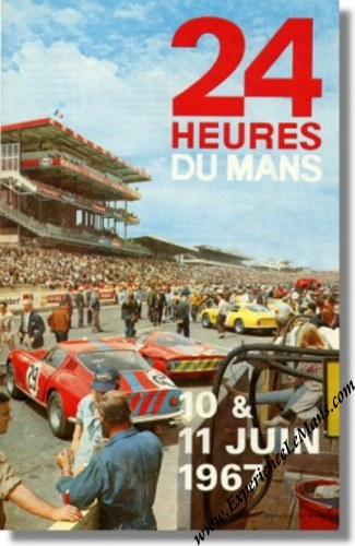le mans posters 1960 1961 1962 1963 1964 1965 1966 1967 1968 1969. Black Bedroom Furniture Sets. Home Design Ideas