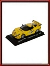 2002 Chevrolet Covette C5-R Pilgrim Collins Freon Le Mans Scale Model